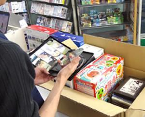 ゲーム、CD、ホビー、スマホ、洋酒、貴金属、金券まで幅広く高価買取いたします